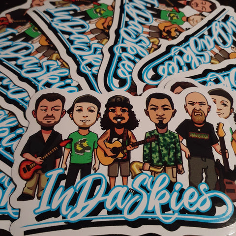 Cartoon Sticker