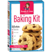 Chocolate Chip Cookie Baking Kit
