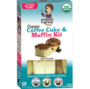 Organic Muffin and Coffee Cake Mix