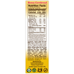 Organic Honey Cornbread Kit (Gluten-Free)