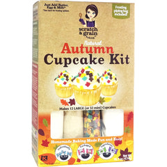 Autumn Fall CupCake Baking Kit