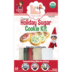 Elf On The Shelf Holiday Cookie Kit