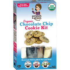 Favorite 4 COOKIES Gift Pack with Scoop!