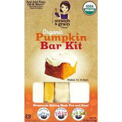 Pumpkin Loaf Baking Kit