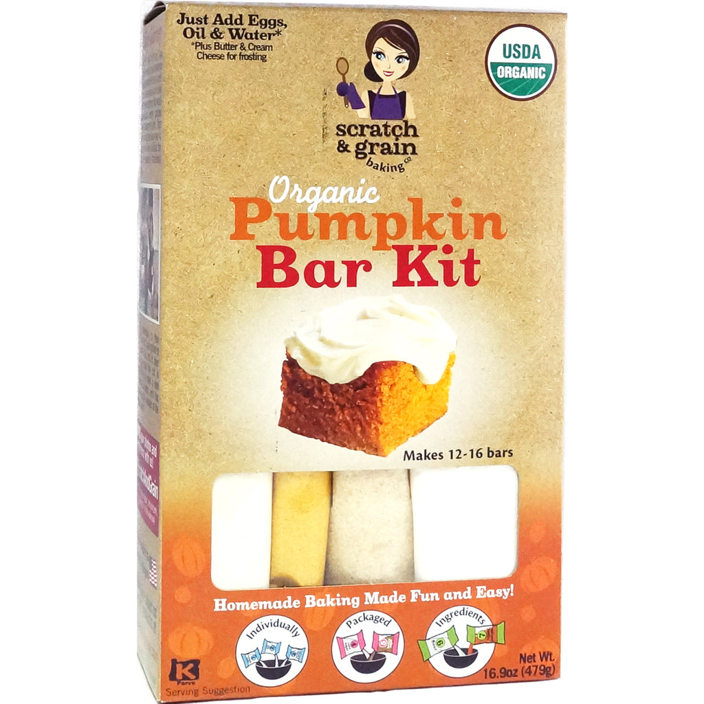 Pumpkin Bar Kit