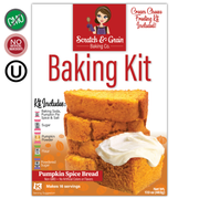 Pumpkin Spiced Bread Kit