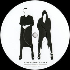 "NICOLE MOUDABER & SKIN - 'BREED THE RMXS' 12"" VINYL - PART 1 AND 2 BUNDLE"
