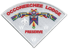 "NEW Lodge 104 ""Preserve"" Pie Patch"
