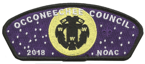Contingent Council Shoulder Patch