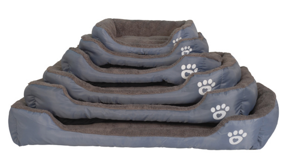Cozy Washable Dog Bed