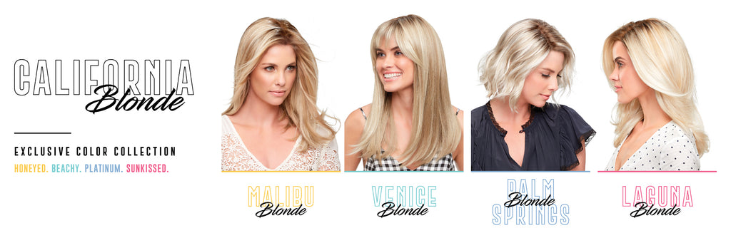 Jon Renau Wigs | California Blonde Collection by Jon Renau