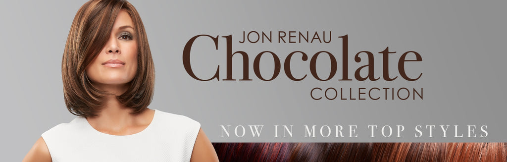 The Jon Renau Chocolate Collection