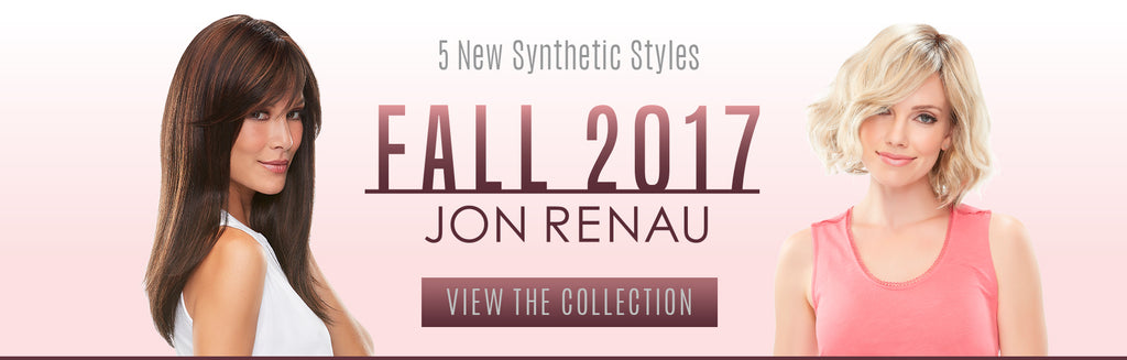 2017 Fall Wig Collection by Jon Renau
