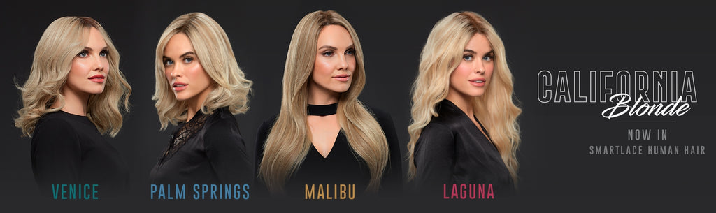 Jon Renau Wigs | California Blonde Human Hair Collection