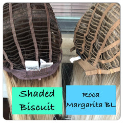 Wig Cap Construction | Back