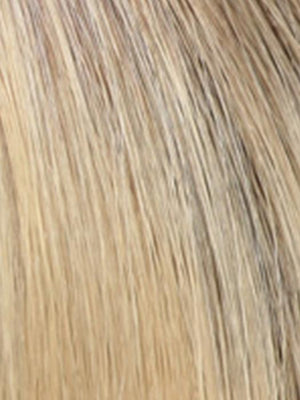 02-8 | Beige Blonde mixed with Off Black and Dark Roots