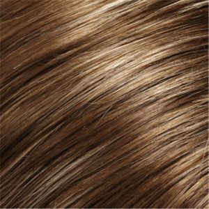 Jon Renau Wigs - Color LIGHT BROWN WITH 20% ASH BLONDE HI-LITES (10H16)
