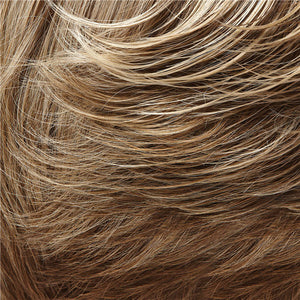 Allure Wig LIGHT BROWN & CHAMPAGNE BLONDE BLEND W LT BROWN NAPE (1022TT)