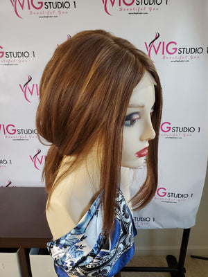 Eileen Wig by PUSH | Remy European Human Hair | 12"