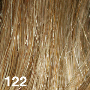 DREAM USA WIGS | 122  Blend of Champagne Blonde (22), Golden Blonde (24) and Pearl Platinum (101)
