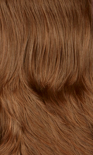 12AH |Golden brown with light auburn highlights