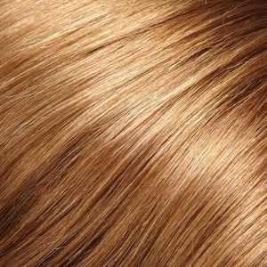 Jon Renau Wigs | 12/30BT ROOTBEER FLOAT | Light Gold Brown and Medium Red-Gold Blend with Medium. Red-Gold Tips