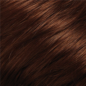 Allure Large Wig by Jon Renau COPPER RED AND AMBER RED BLEND (130/31)