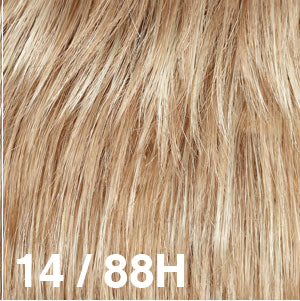 Dream USA Wigs | 14-88H  Light Golden Brown (14) highlighted with Butterscotch Blonde (88)