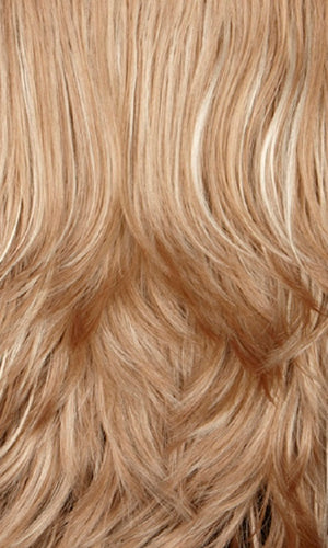 Henry Margu Wigs | 14H | Dark blonde with light wheat blonde highlights