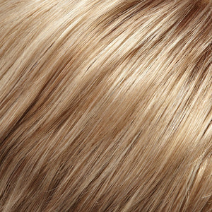 Remy Hair Extensions - Color MEDIUM ASH BLONDE BLENDED WITH GOLD BLONDE (14/24)