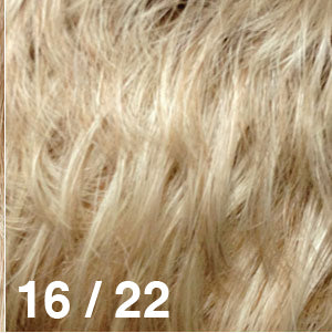 Dream Wigs USA | 16-22  Honey Blonde (16) frosted with Champagne Blonde (22)