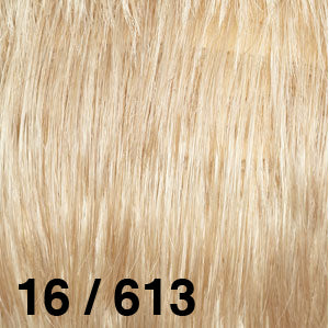 Dream USA Wigs | 16-613  Honey Blonde (16) frosted with Bleach Blonde (613)