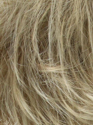 16/22 Dark Ash Blonde Blended with Light Ash Blonde