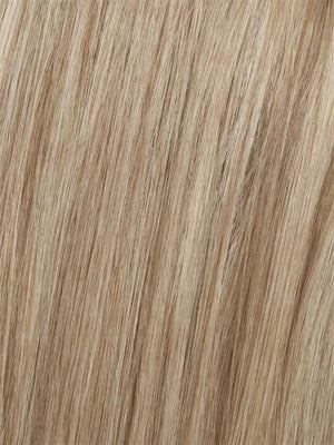 18/22 Medium Ash Blonde Blended with Light Ash Blonde