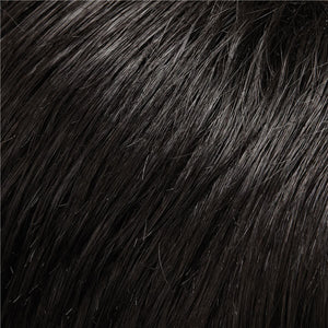 Clip in Bangs - Color SOFT BLACK (1B)