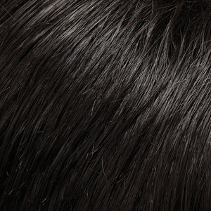 Jon Renau Wigs | 1B HOT FUDGE | Soft Black