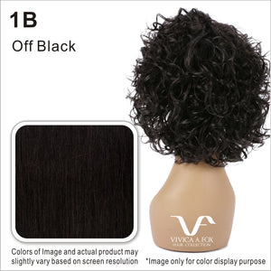 Vivica Fox Wigs | 1B Off Black