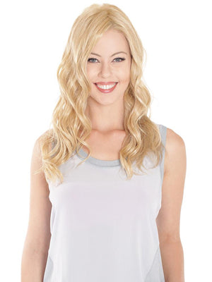 "Lace Front Mono Top Wave 18"" Topper by BelleTress"