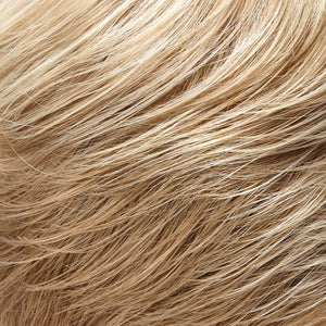 Jon Renau Wigs | 22F16 | Medium Natural Gold Blonde and Pale Natural Blonde Blend with Pale Natural Blonde Tips