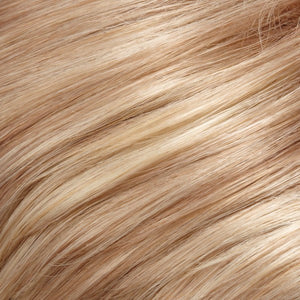 Jon Renau Wigs | 24B22 CRÈME BRULE | Light Gold Blonde and Light Ash Blonde Blend