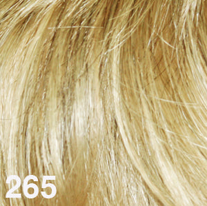 Dream USA Wigs | 265 Honey Blonde (16) blended with Golden Blonde (26) and Medium Brown (10) roots