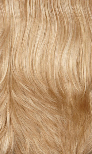 26H | bLight gold blonde with light blonde highlights