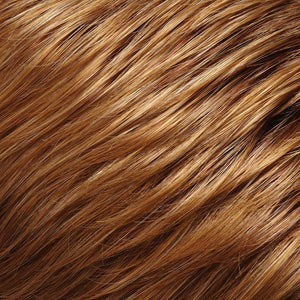 Coco Mono Top Wig by Jon Renau DARK STRAWBERRY BLONDE (27MB)