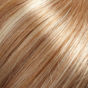 Hair Pieces Women - Color STRAWBERRY BLONDE W 33% HI-LITE OF WARM PLATINUM BLONDE (27RH613)