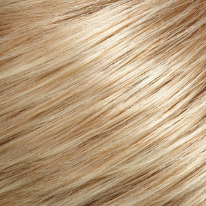 Jon Renau Wigs - Color STRAWBERRY BLONDE AND WARM PLATINUM BLONDE BLENDED & TIPPED W STRAWBERRY BLONDE NAPE (27T613F)