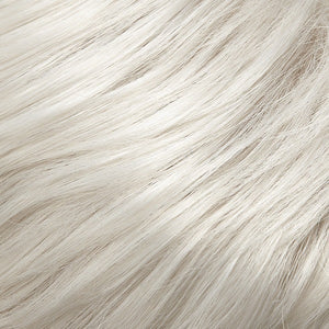 Coco Mono Top Wig by Jon Renau PURE WHITE (60)