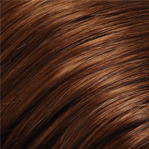 Allure Wig by Jon Renau BROWN RED (30A)