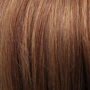 Hair Pieces Women - Color AMBER RED & CARAMEL BLONDE BLEND (31/26)