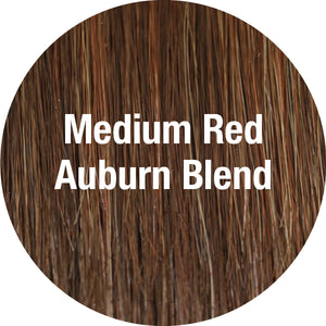 TressAllure Wigs | Medium Red Auburn Blend