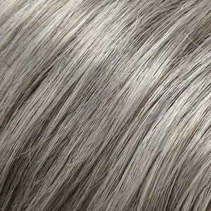 Coco Mono Top Wig by Jon Renau GREY W 30% MED BROWN (51)